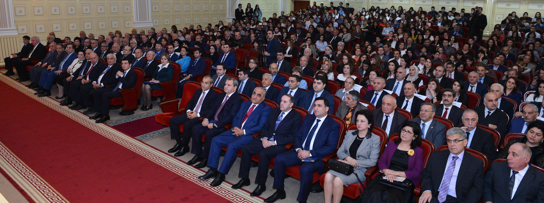 Doktorantların və gənc tədqiqatçıların XXI Respublika elmi konfransı